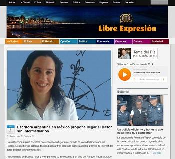 libre expresion prensa paula ithurbide